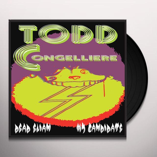APOCALYPSE MEOW / TODD CONGELLIERE Vinyl Record