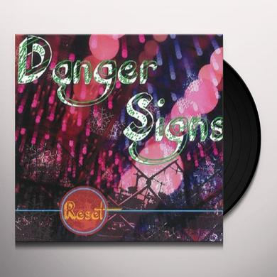 DANGER SIGNS RESET Vinyl Record