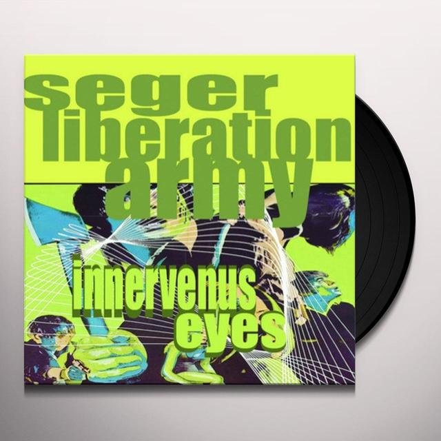 SEGER LIBERATION ARMY INNERVENUS EYES Vinyl Record