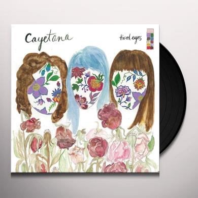 Cayetana TIRED EYES Vinyl Record