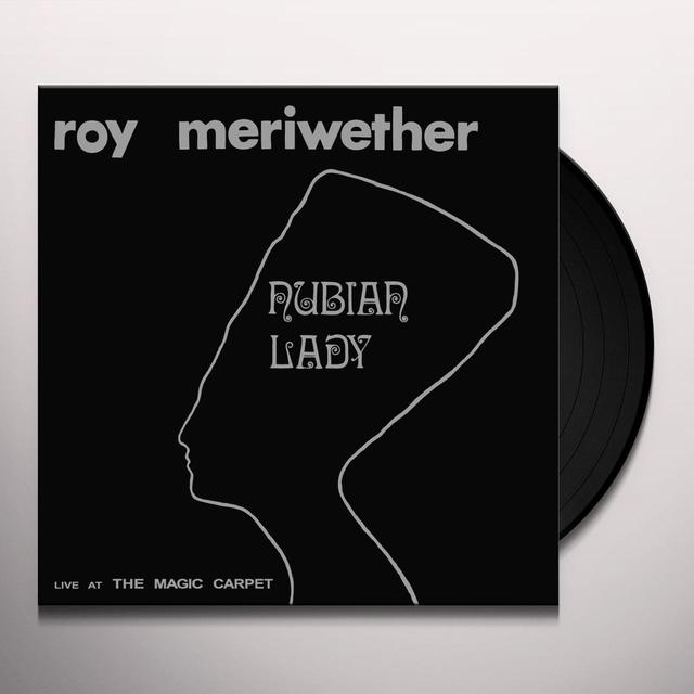 Roy Meriwether NUBIAN LADY Vinyl Record