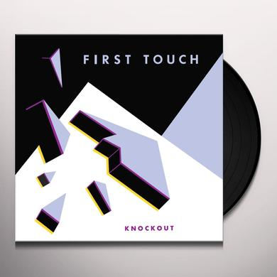 First Touch KNOCKOUT (EP) Vinyl Record