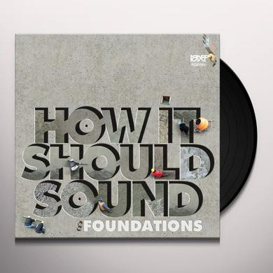 Damu The Fudgemunk HISS FOUNDATIONS: HOW IT SHOULD SOUND 1&2 DEMOS Vinyl Record