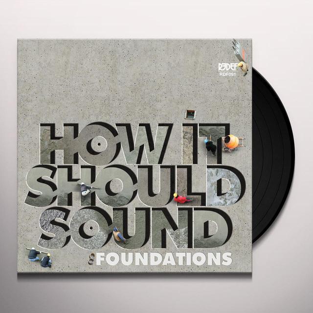 Damu The Fudgemunk HISS FOUNDATIONS: HOW IT SHOULD SOUND 1&2 DEMOS Vinyl Record