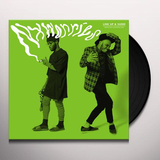 NxWorries LINK UP & SUEDE (EP) Vinyl Record