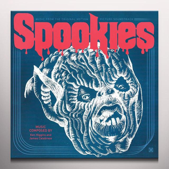 Ken Higgins / James Calabrese SPOOKIES / O.S.T. Vinyl Record - Colored Vinyl, Gatefold Sleeve, Limited Edition, Digital Download Included