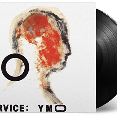 Yellow Magic Orchestra SERVICE Vinyl Record