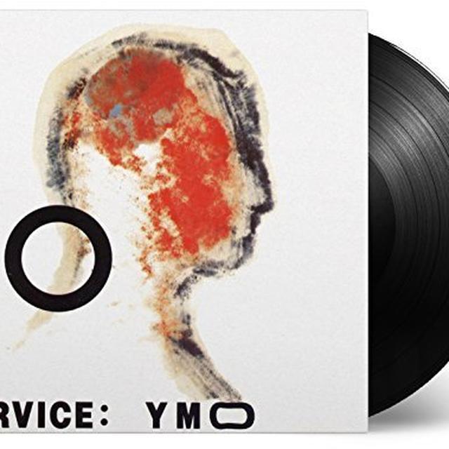Yellow Magic Orchestra SERVICE Vinyl Record