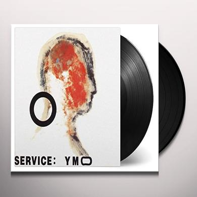 Yellow Magic Orchestra SERVICE Vinyl Record - Holland Import