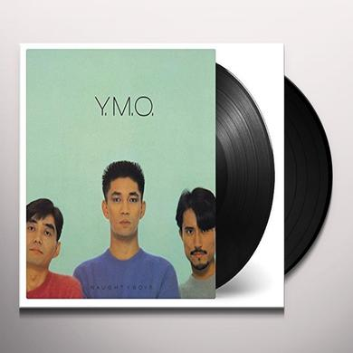 Yellow Magic Orchestra NAUGHTY BOYS & INSTRUMENTAL Vinyl Record - Holland Import
