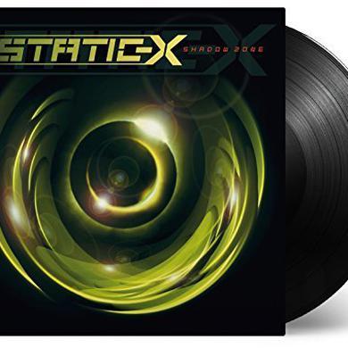 Static-X SHADOW ZONE Vinyl Record