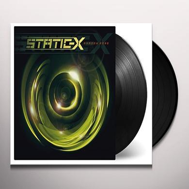Static-X SHADOW ZONE Vinyl Record - Holland Import