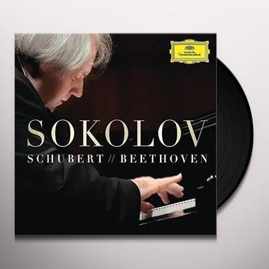 Grigory Sokolov SCHUBERT & BEETHOVEN Vinyl Record