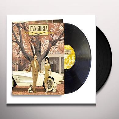 Fangoria CANCIONES PARA ROBOTS ROMANTICOS Vinyl Record - w/CD, Spain Import
