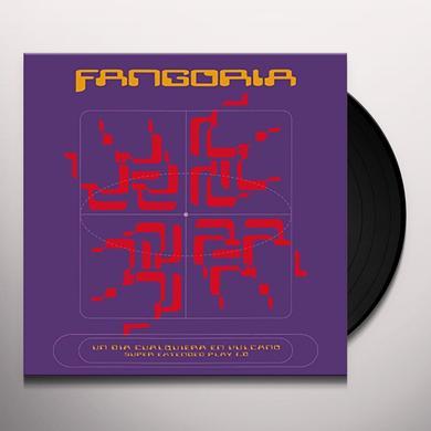 Fangoria UN DIA CUALQUIERA EN VULCANO 1.0 Vinyl Record