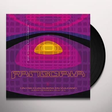 Fangoria UN DIA CUALQUIERA EN VULCANO 2.0 Vinyl Record