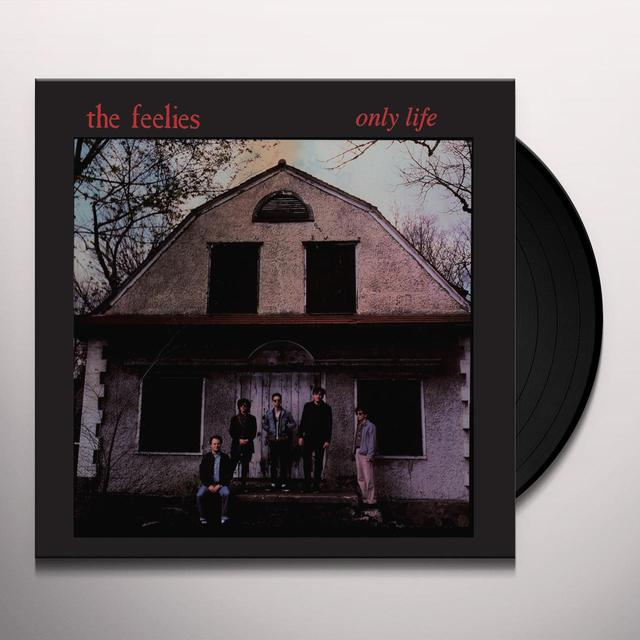 The Feelies ONLY LIFE Vinyl Record - Digital Download Included