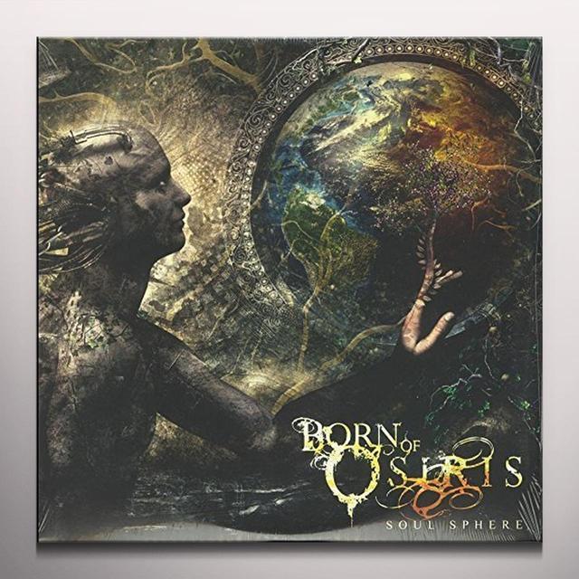 Born Of Osiris SOUL SPHERE Vinyl Record - Colored Vinyl, Digital Download Included