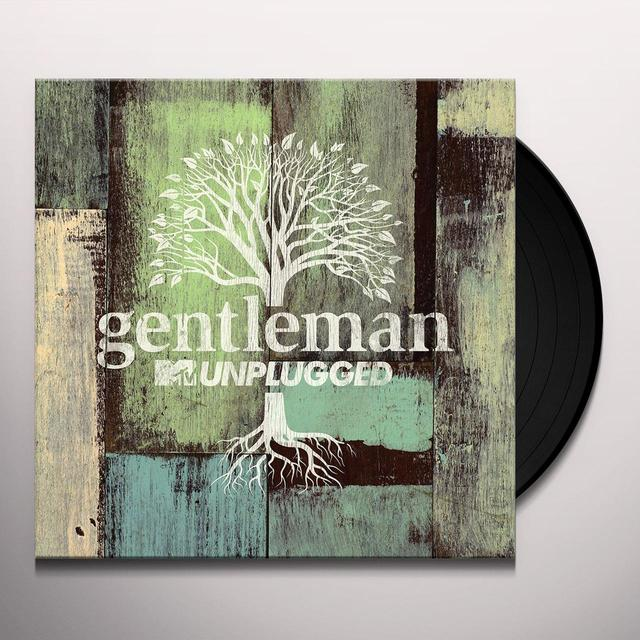 Gentleman UNPLUGGED Vinyl Record