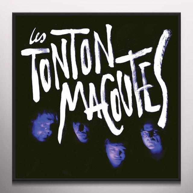 TON TON MACOUTES DINERO Vinyl Record - White Vinyl