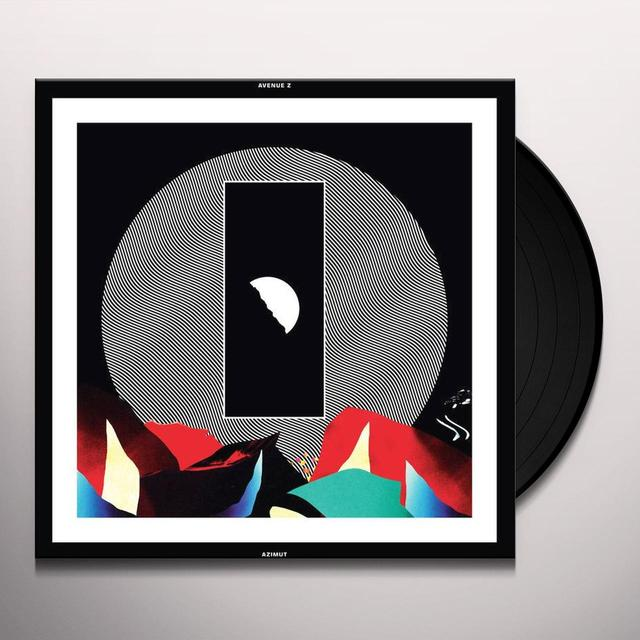 AVENUE Z AZIMUT Vinyl Record