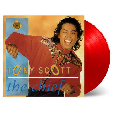 Tony Scott CHIEF / EXPRESSIONS FROM THE SOUL Vinyl Record