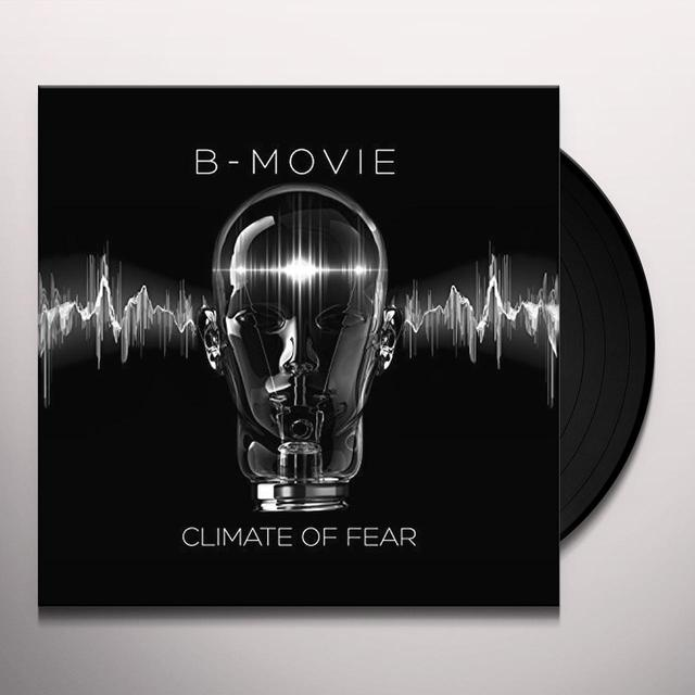 B-Movie CLIMATE OF FEAR Vinyl Record