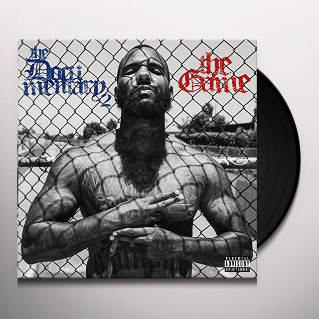 The Game DOCUMENTARY 2.0 Vinyl Record
