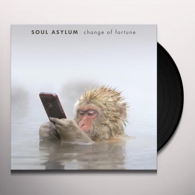 Soul Asylum CHANGE OF FORTUNE Vinyl Record
