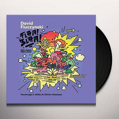 David Fiuczynski FLAM BLAM Vinyl Record