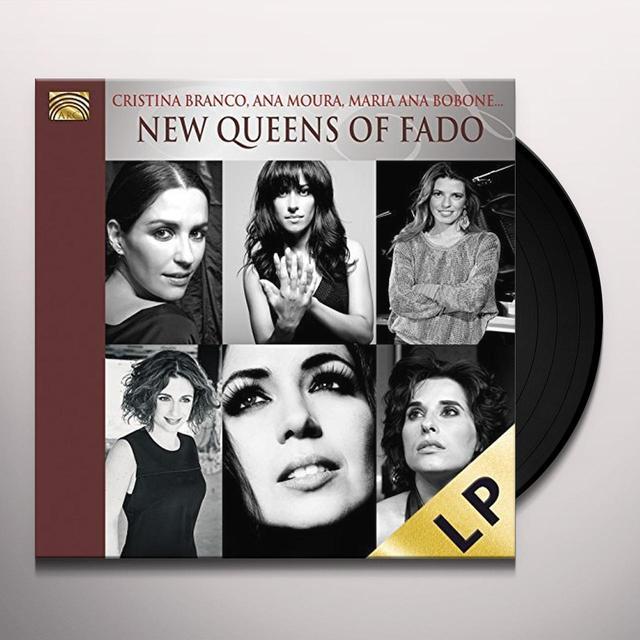 CAMPOS / NAVARRO / MISIA / BOBONE NEW QUEENS OF FADO Vinyl Record