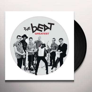 BEAT (ENGLISH BEAT) GREATEST Vinyl Record - 180 Gram Pressing, Picture Disc