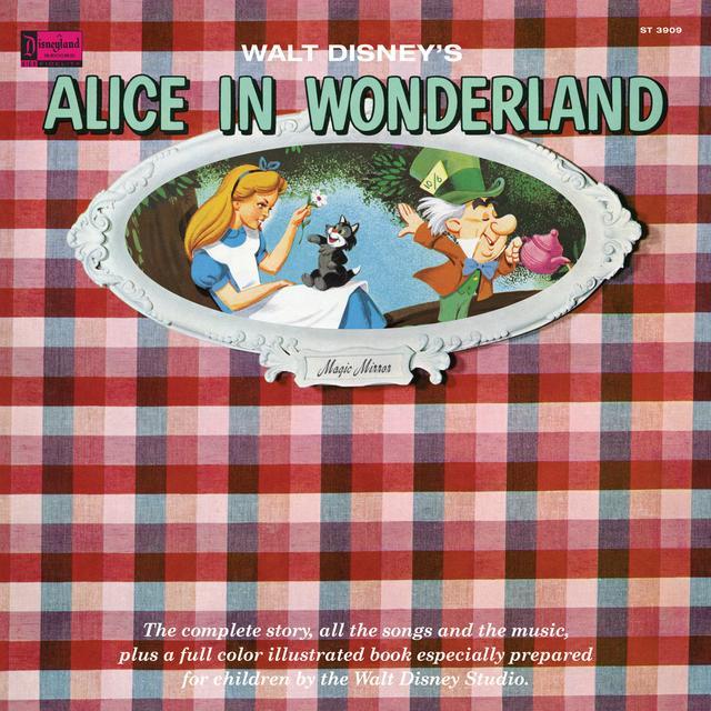 MAGIC MIRROR: ALICE IN WONDERLAND / O.S.T. Vinyl Record