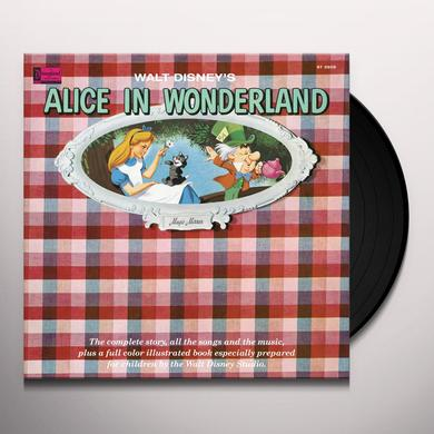MAGIC MIRROR: ALICE IN WONDERLAND / O.S.T. Vinyl Record