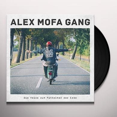 ALEX MOFA GANG DIE REISE ZUM MITTELMAS DER ERDE  (GER) Vinyl Record - w/CD