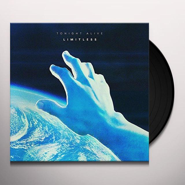 Tonight Alive LIMITLESS Vinyl Record - UK Import