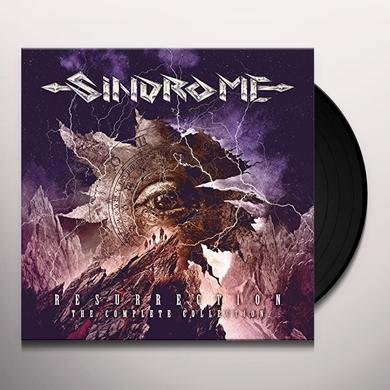 Sindrome RESURRECTION: COMPLETE COLLECTION Vinyl Record - UK Import