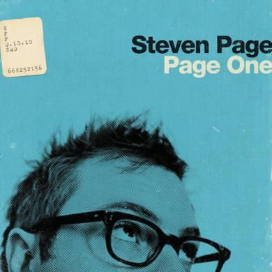 Steven Page PAGE ONE (LP) Vinyl Record