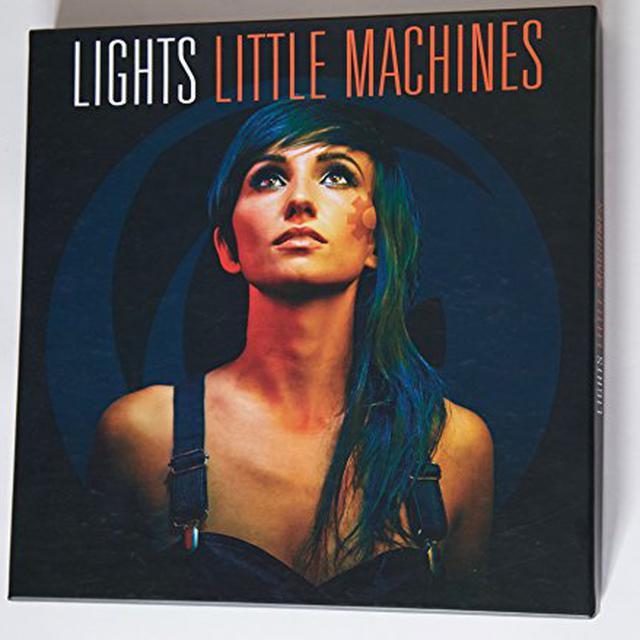 Lights LITTLE MACHINES BOX SET Vinyl Record