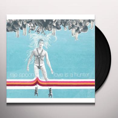 Rae Spoon LOVE ISA HUNTER (LP) Vinyl Record
