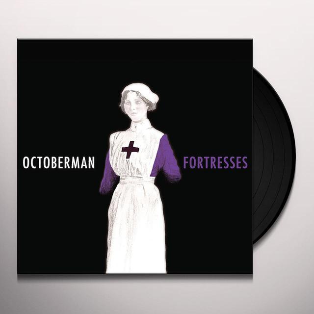 Octoberman FORTRESSES (LP) Vinyl Record
