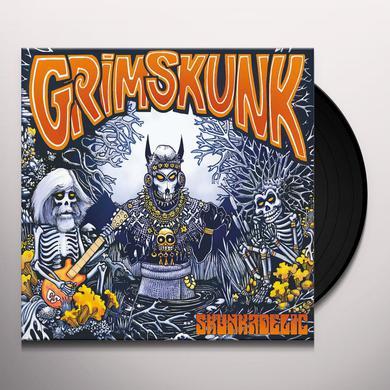 GRIMSKUNK SKUNKADELIC (LP) Vinyl Record