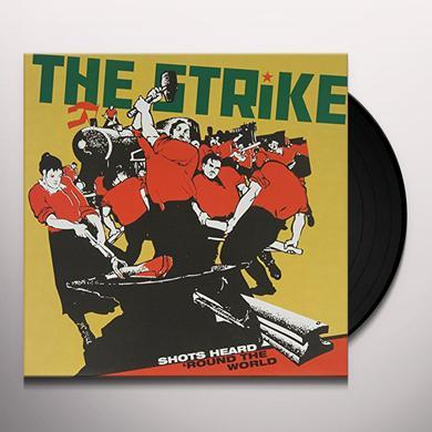 STRIKE (ROCK) SHOTS HEARD ROUND THE WORLD (LP) Vinyl Record