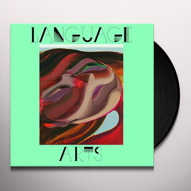 Language Arts ABLE ISLAND (LP) Vinyl Record