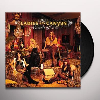 Ladies of the Canyon HAUNTED WOMAN Vinyl Record - Canada Import