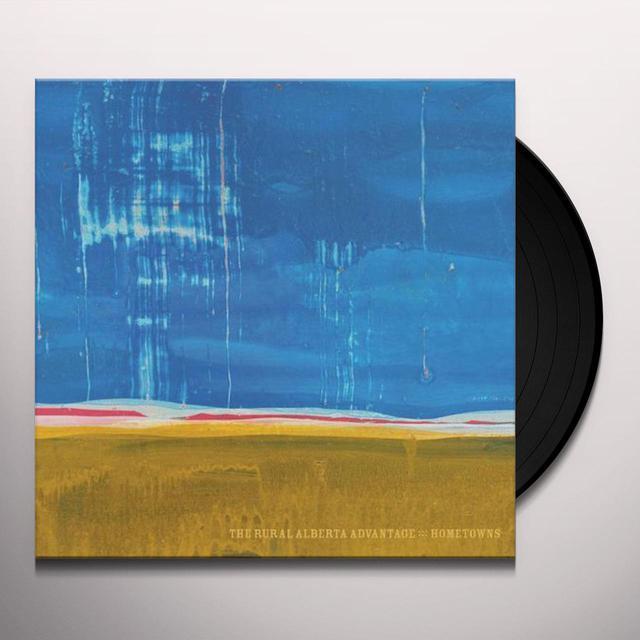 RURAL ALBERTA ADVANT HOMETOWNS (LTD ED) (180G) (LP) Vinyl Record