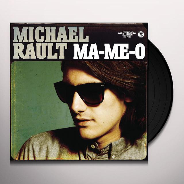 Michael Rault MA-ME-O (LP) Vinyl Record