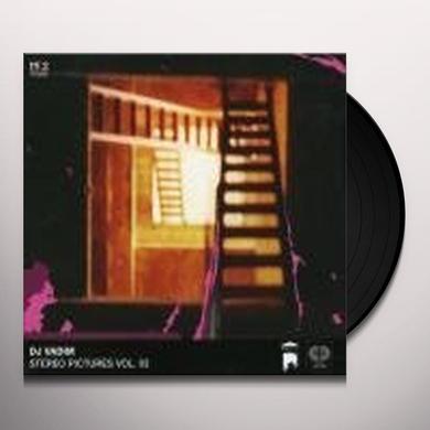 Dj Vadim V3 STEREO PICTURES (LP) Vinyl Record - Canada Import