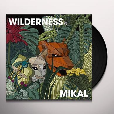 Mikal WILDERNESS Vinyl Record - Canada Import