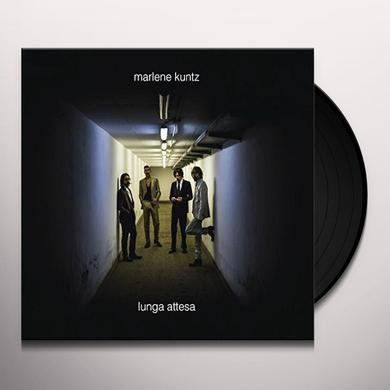 Marlene Kuntz LUNGA ATTESA Vinyl Record - Italy Import